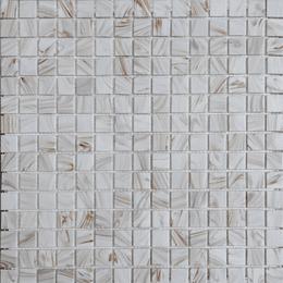 Malla de Mosaico de vidrio 327X327 4 mm Cod. GL4004 Caja Rinde 2.14 m2