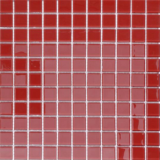 Malla de Mosaico de vidrio 30X30 4 mm Cod. GL4028 Caja Rinde 1.98 m2