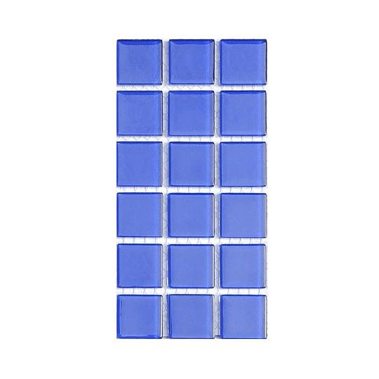 Malla de Mosaico de vidrio 30X30 4 mm Cod. GL4029 Caja Rinde 1.98 m2