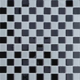 Malla de Mosaico de vidrio 30X30 4 mm Cod. GL4031 Caja Rinde 1.98 m2