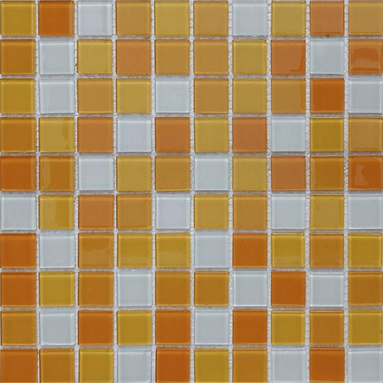 Malla de Mosaico de vidrio 30X30 4 mm Cod. GL4036