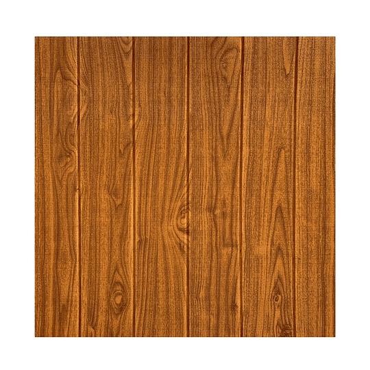 Lamina Adhesiva Muro 700x700x6mm WOOR
