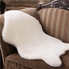 BAJADA DE CAMA HOME PELUDA SHEEP SKIN-60X100-BE