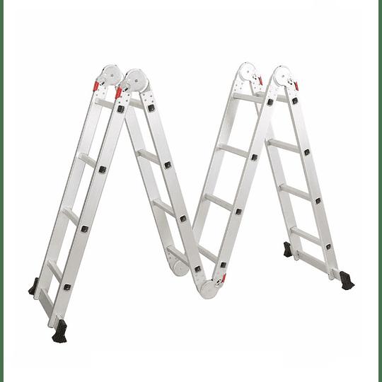 Escalera multipropósito 4X4 escalones  Cod: DX4X4