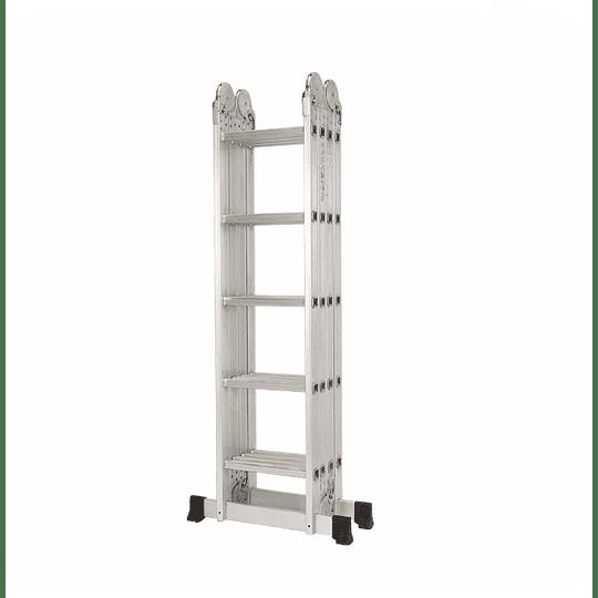 Escalera multipropósito 4X5 escalones  Cod: DX4X5