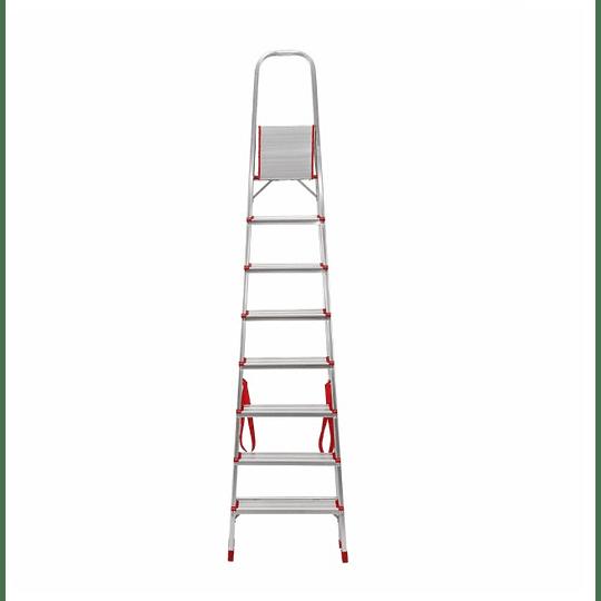 Escalera de 8 Peldaños para el hogar  Cod: DX08