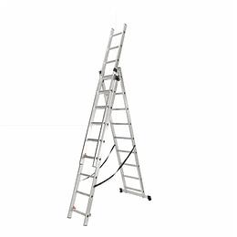 Escalera de extensión de sección 3X9 Cod: DX3X9