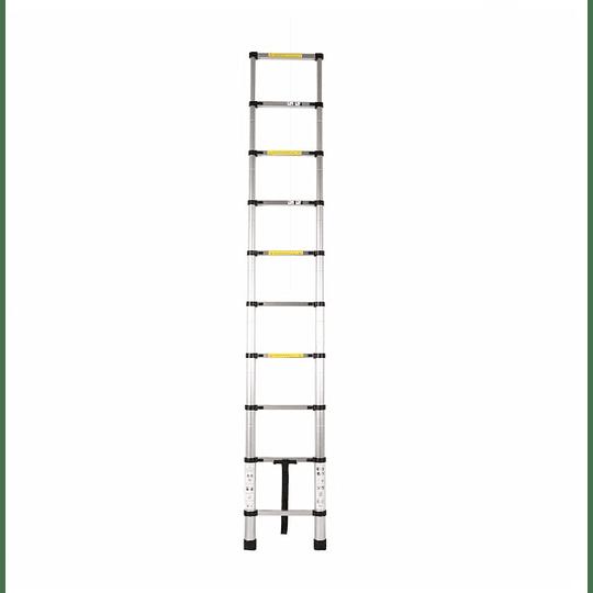 Escalera telescópica de 2.9m Cod: KME1029