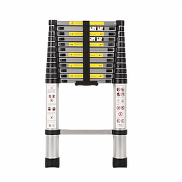 Escalera telescópica de 3.8m Cod: 3.8