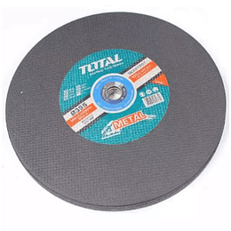 "DISCO CORTE METAL 14"" 355MM  X 3.0MM (1/8"") X 25.4MM (1 "") TAC2213551"