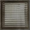 Block de Vidrio 19x19  Brown Parallelo