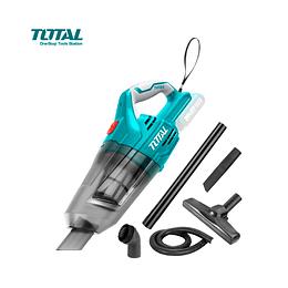 Aspiradora de mano 20V TOTAL TVLI2001 No incluye: Batería ni cargador.