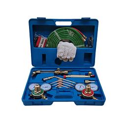 Equipo De Oxicorte Completo Industrial 17pcs Cod: M3521