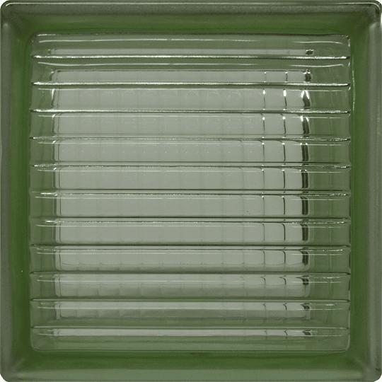 Block de Vidrio 19x19  GREEN PARALLEL