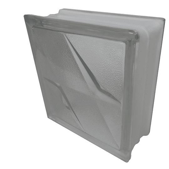 Block de Vidrio 19x19  FROST BISTAR CLEAR