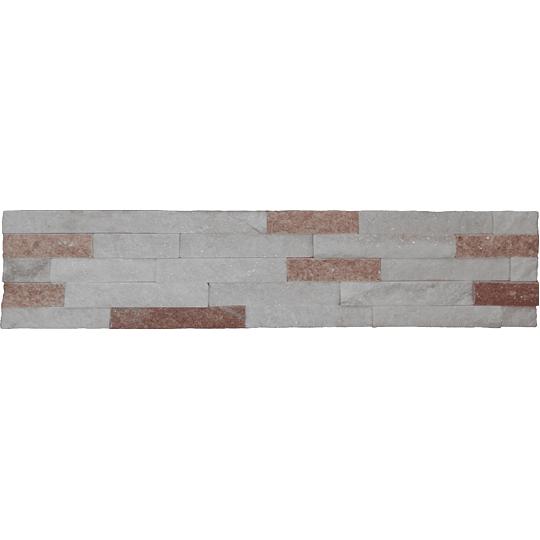 Piedra Natural 15x60  Cubre 0,63 m2