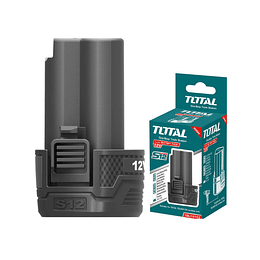 Batería de Litio-ion 12V (1.5AH) S12 TOTAL TBLI12152
