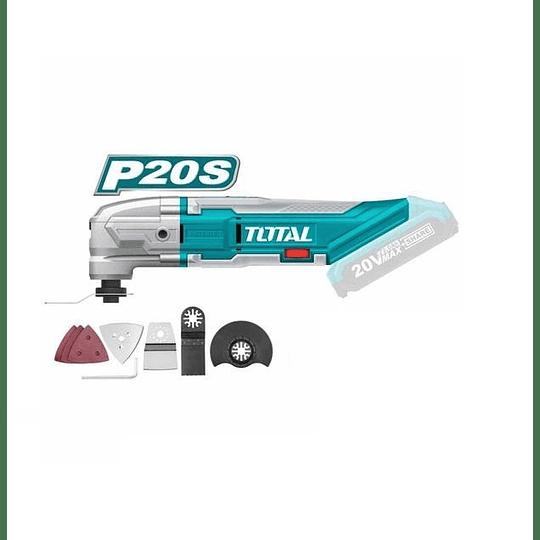 Sierra Multifuncional Inalámbrica 20V Total TMLI2001