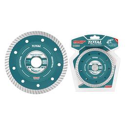 Disco diamantado ultra fino 4 1/2″ (115X22.2MM) TOTAL TAC2131151HT