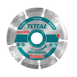 Disco Diamantado En Seco 9 Pulgadas x 7.5mm Total TAC2112303