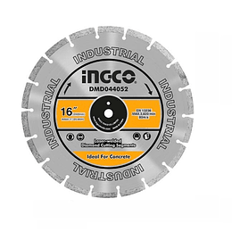 "Disco Diamantado Para Concreto 405MM 16""  INGCO DMD044052"