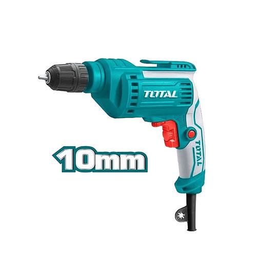 Taladro percutor Electrico 10mm 500W TOTAL TD2051026-2