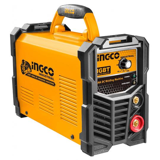 SOLDADORA INVERTER INGCO 160 AMP 5100W ING-MMA1606
