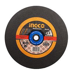 "DISCO CORTE METAL 14"" X 3MM  INGCO MCD303551"
