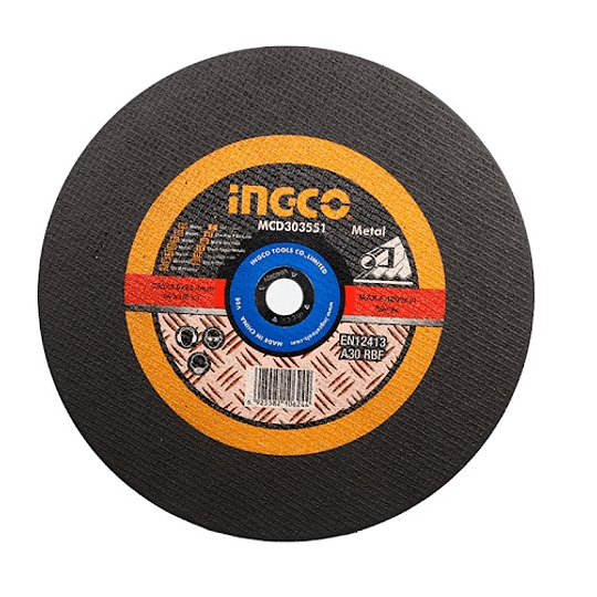 DISCO CORTE METAL 14