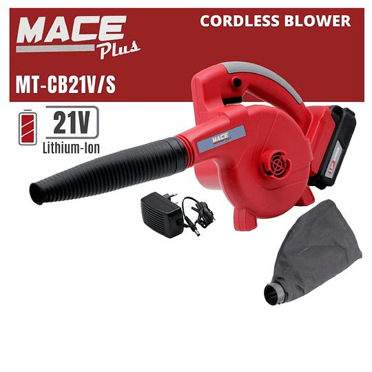 Soplador inálambrico MACE MT-CB21V