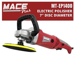 """Pulidora 1400W 7"""" (180MM) MACEPLUS MT-EP1400S"""