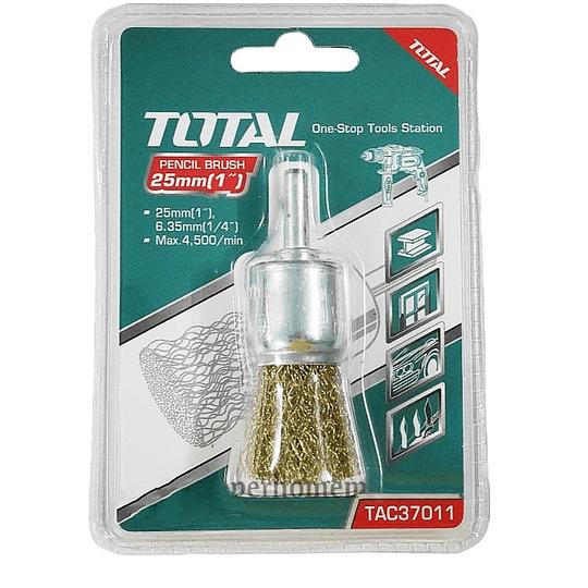 Cepillo Chascon 25mm  TOTAL TAC37011