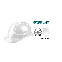 CASCO DE SEGURIDAD BLANCO TOTAL TSP2609