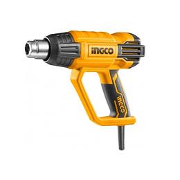 Pistola De Calor 2000W PROFESIONAL TRES NIVELES INGCO HG200028