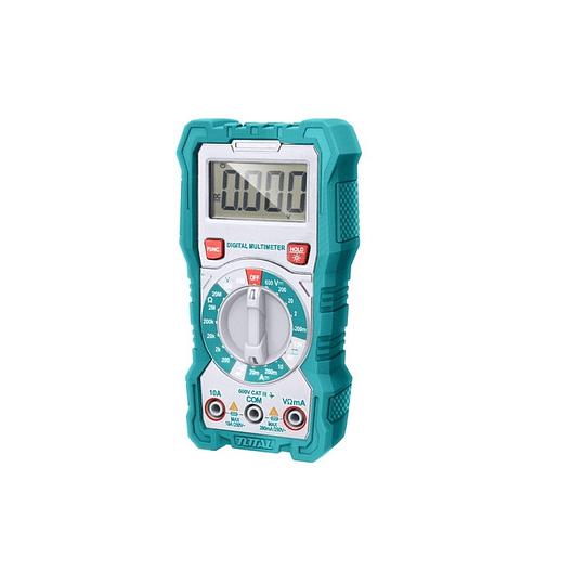 Tester de CA digital TOTAL TMT46001