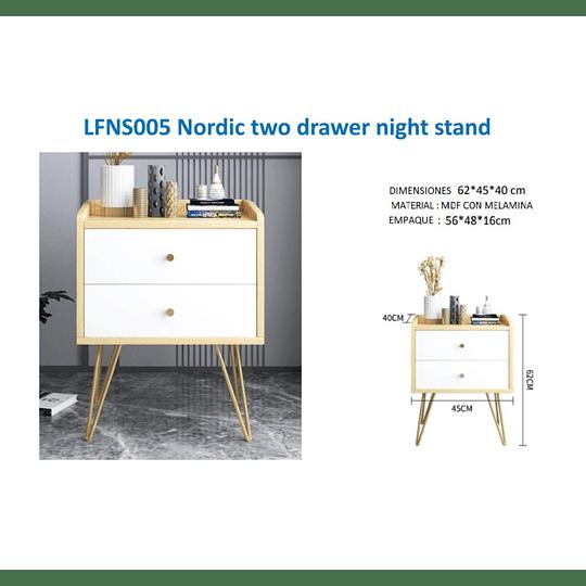 Velador Nordic Style Cod: LFNS005-OA