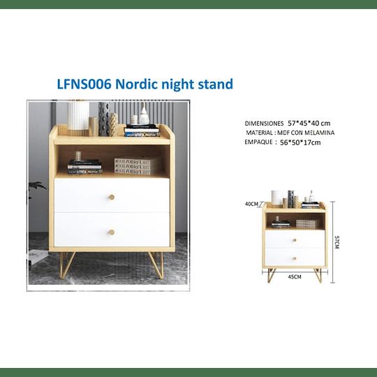 Velador Nordic Style Cod: LFNS006-OA