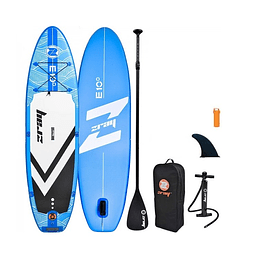 "STAND UP PADDLE INFLABLE 10"" ZRAY E10 AZUL"