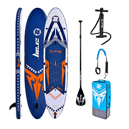"STAND UP PADDLE INFLABLE 12"" ZRAY X3 SUP"