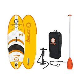 STAND UP PADDLE DE NIÑOS INFLABLE ZRAY K8
