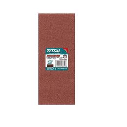 Paquete hojas de lija 5pzas 264MM X 115MM TOTAL TAC74926115
