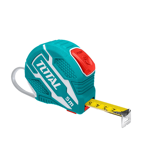 Huincha de medir 5M TOTAL TMT126251