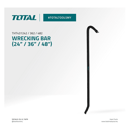 Barretilla (Diablo) 91cm   TOTAL THT431362