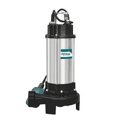 Bomba Sumergible Para Aguas Residuales 1.500 W 2Hp Total TWP715001