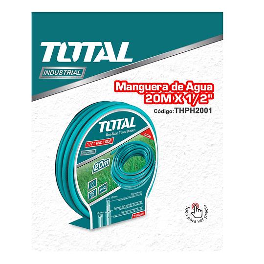 MANGUERA 1/2 ROLLO X 20MTS THPH2001