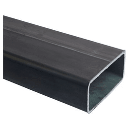 Perfil Tubular Rectangular 80x40x3mm x 6m