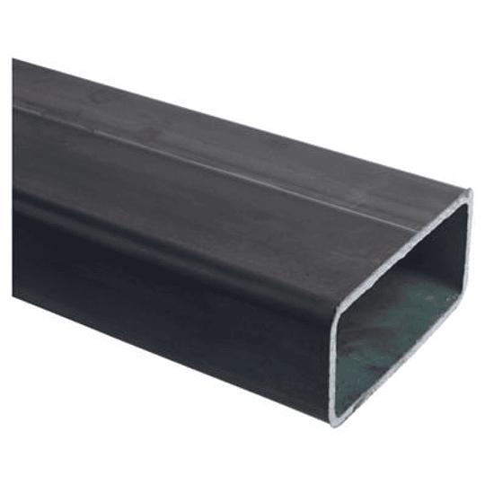 Perfil Tubular Rectangular 100x50x4mm x 6m