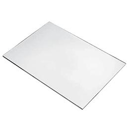 Policarbonato Solido 4mm  2.10m x 3.00m  Transparente Cod: PLPSO04CL