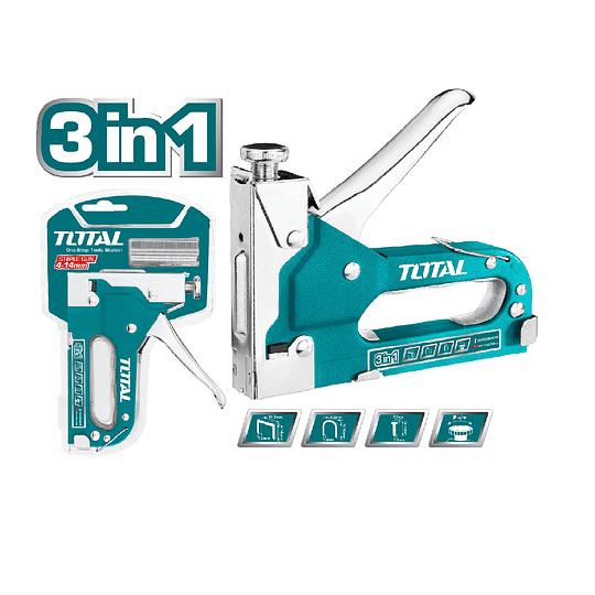 Engrampadora metálica 4-14MM TOTAL THT31143