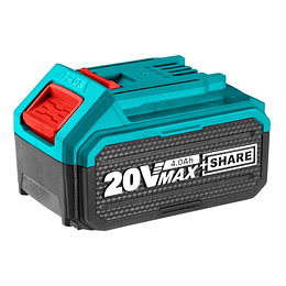 Batería de Litio-ion 20V (4.0AH) TOTAL TFBLI2002